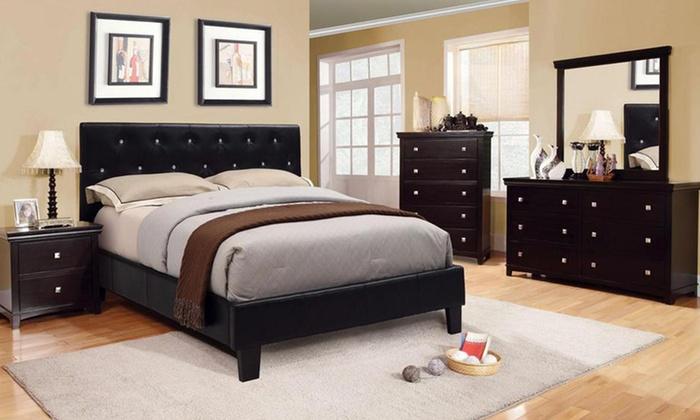 Furniture Of America Presta Platform Bed: Furniture Of America Presta  Platform Bed ...