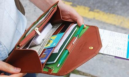 1x, 2x, 3x oder 4x Kuverttasche für Damen in der Farbe nach Wahl (Statt: 37,28 € Jetzt: 7,90 €)