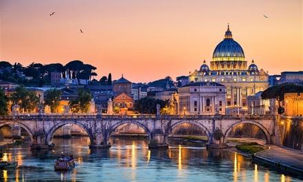 ✈ Rome : 2, 3 ou 4 nuits à l'hôtel Domus Sessoriana avec petitdéjeuner et vols A/R depuis Paris Beauvais ou Marseille
