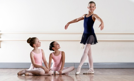 Four or Eight Children's Dance Classes at Artistic Revolution Dance Studio (Up to 54% Off)