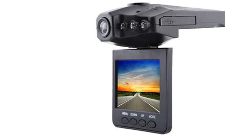 Telecamera da auto HD con schermo LCD