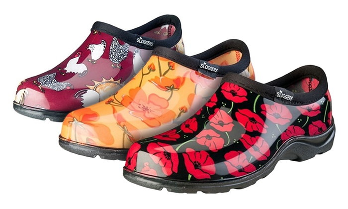 Sloggers Womens Garden Clogs Groupon Goods