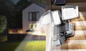 Projecteurs LED solaires