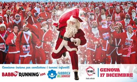 Babbo Running, Genova