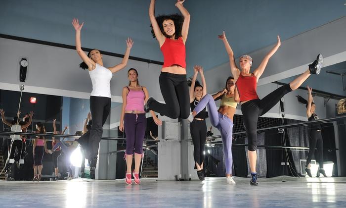 GraVoxy Fitness Studio - Natick: Five Fitness Classes at GravOxy Fitness Studio (45% Off)