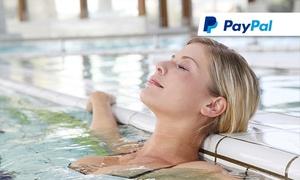 Splash: Tageskarte für die Sauna und Schwimmlandschaft für Zwei im Sauna- und Badeland Splash (26% sparen*)