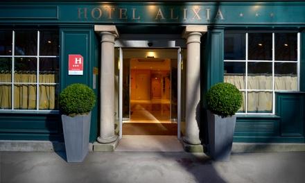 Afueras de París: habitación doble estándar para 2 personas con desayuno y opción minibar en Hotel Alixia 4*