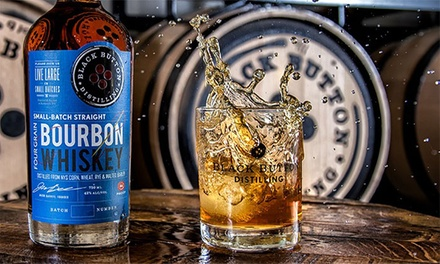 Sunday Funday or Bloody Mary Experience for Two Black Button Distilling (Up to 65% Off)