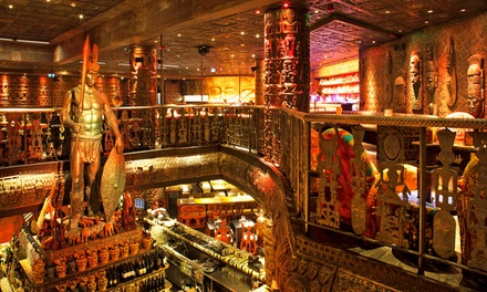 Shaka Zulu In London Groupon