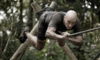 Obstacle Experience for Up to Four at Wild Forest Gym (Up to 58% Off)