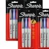Sharpie Fine Point Permanent Markers (12-Pack)