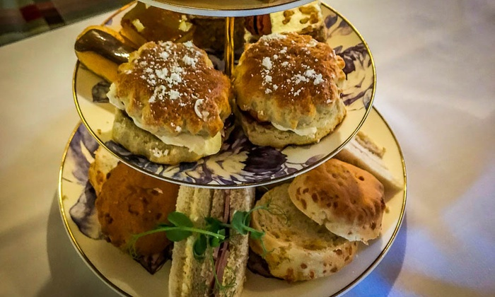 Sparkling Afternoon Tea Manor House Hotel Groupon