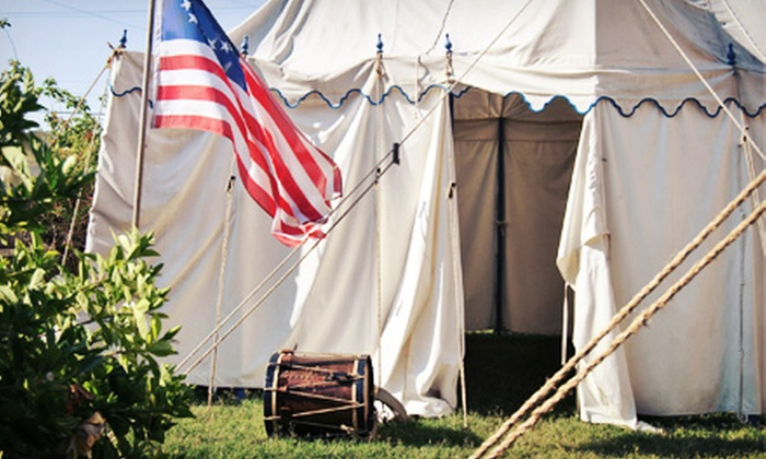 Camp Flintlock, Inc. - Elevation: Colonial-Fair Visit for Two or Four at Camp Flintlock, Inc. (Up to Half Off)