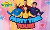 The Wiggles – Up to 42% Off Children's Concert