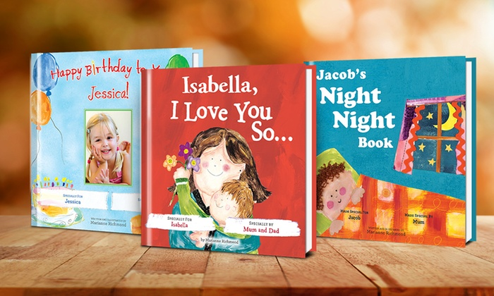 Why Choose Personalized Children's Books from Put Me In The Story?