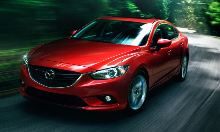 Mazda of Everett - Holly: $69 for a Silver Detail and Oil Change at Mazda of Everett ($139.90 Value)