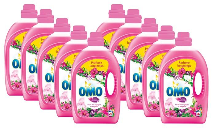Lessive liquide omo groupon for Lessive en poudre ou liquide
