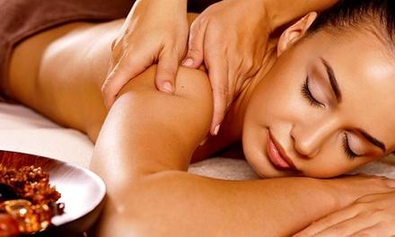 1x oder 2x 60 Minuten Massage bei Wellnessmassagen, Ernährungs- und Gesundheitsberatung Grimm (bis zu 54% sparen*)