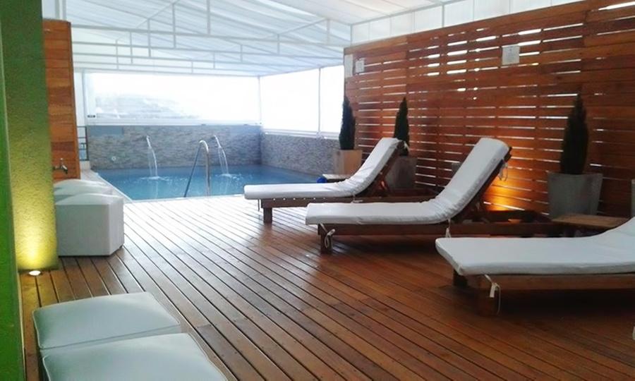 Plaza Hotel Tandil: Tandil, Buenos Aires: 2, 3 o 4 noches para 2 personas + desayunos + spa en Plaza Hotel Tandil