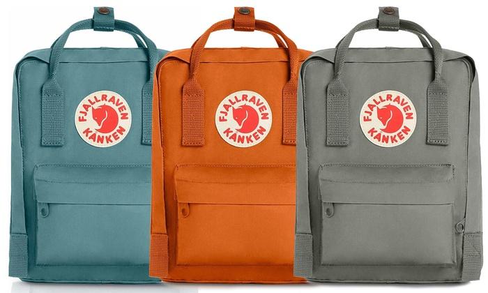 Up To 16% Off on Fjallraven Kanken Mini Backpack | Groupon Goods