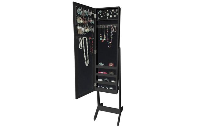 Specchio porta gioielli groupon - Porta gioielli fatti in casa ...