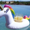 Inflatable Unicorn Drink Holders