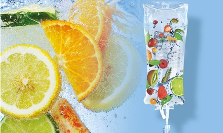 One or Three Vitamin Energy IV Drips at Liquivida Lounge (Up to 70% Off)