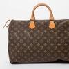 Louis Vuitton Monogram Speedy