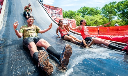 $49 for Afternoon Entry for One to Rugged Maniac 5K Obstacle Race on August 3 ($100 Value)