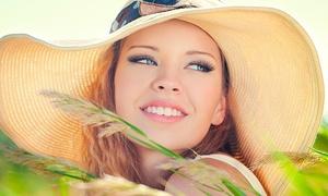 Roniele Massagem: 1, 2 ou 3 visitas de limpeza de pele profunda + máscara de ouro na Roniele Massagem – Centro