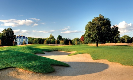 Co. Kildare: 1 or 2 Nights for Two with Breakfast and Option for Dinner at 4* Moyvalley Hotel and Golf Resort