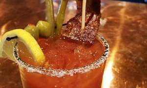 $13 For $20 Worth Of Gourmet American Food And Whiskey For Two At Prohibition Gastropub