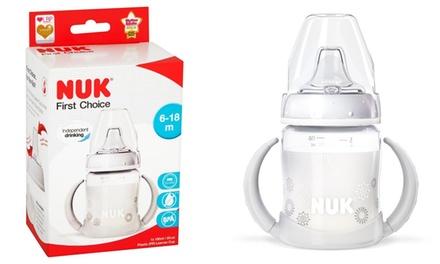NUK First Choice Learner 150ml Bottles