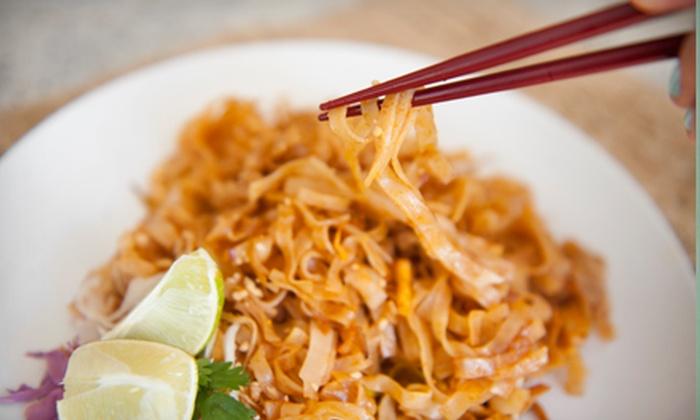 Bangkok Classic - Downtown Salt Lake City: Thai Food at Bangkok Classic (Half Off). Two Options Available.
