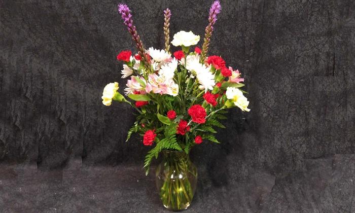 Floral arrangements russell florist groupon