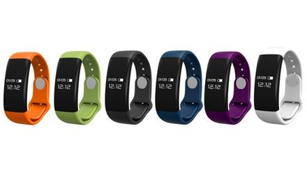 Pulsera deportiva Bluetooth con frecuencia cardiaca