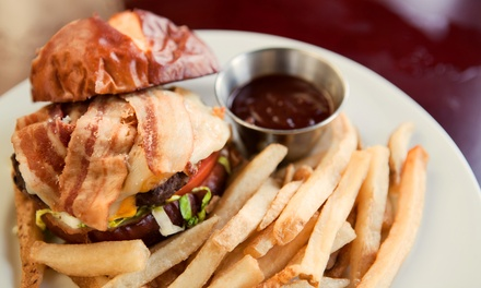 $11 for $20 Worth of Southern-Style American Food at River City Tap + Grille