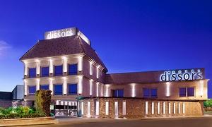 Dissors Hotel: $839 en vez de $1685 por experiencia para dos con pernocte + desayunos en Dissors Hotel