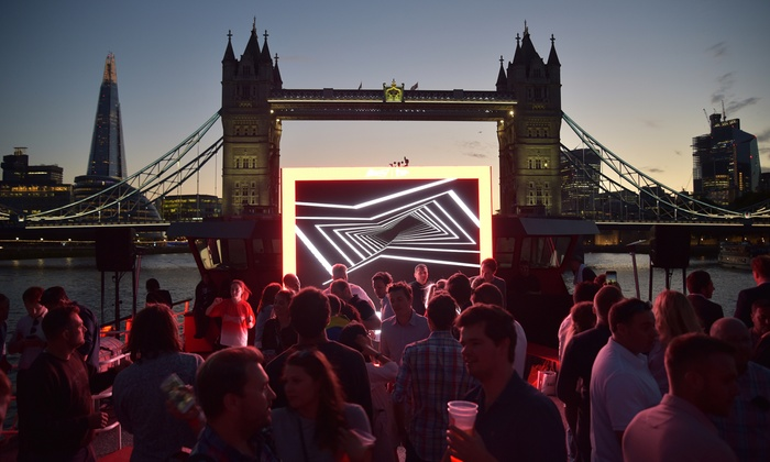 Christmas Boat Party London.London Party Boats From 23 95 London Groupon
