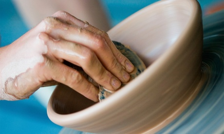 Pottery Class with Small, Medium, or Large Ceramic Piece for Two at Ceramics By Alice (Up to 54% Off) 6105dc5f-eb23-48dc-b98e-9de273413434