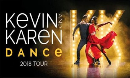 Kevin and Karen Dance UK Tour on 17 June - 20 July, Multiple Locations (Up to 59% Off)