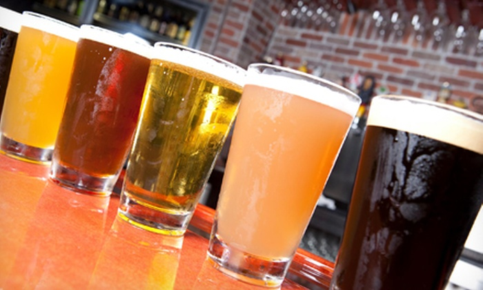 World of Beer Sarasota - Bradenton: $11 for a Loyalty Card with a T-Shirt and Beer at World of Beer Sarasota (Up to $22 Value)
