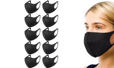 1, 10, 20 o 40 mascarillas faciales transpirables