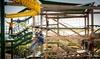 10% Off Zip Rails Plus Climbing at Natural Bridge Caverns
