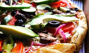 Zpizza: Pizza and Italian Food for Two or Four or More at Zpizza (Up to 50% Off)
