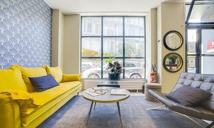 París: habitación doble o twin para 2 personas con desayuno en Acropolis Hôtel Paris Boulogne
