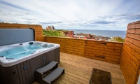 East Lothian: 1 or 2 Nights for Two with Breakfast; with Option for Spa Treatment and Dinner at Bayswell Park Hotel
