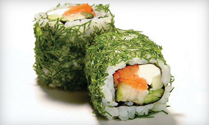 SushiGo - Chapel Hill South: $10 for $20 Worth of Sushi and Tea at SushiGo in Orleans
