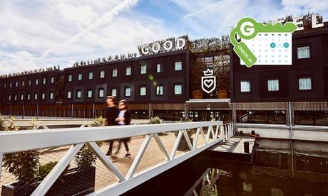 Londres: estancia para 2 personas con teleférico, descuento en comida y bebida y desayuno opcional en Good Hotel 4*