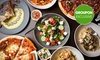 All-You-Can-Eat Italian Meal